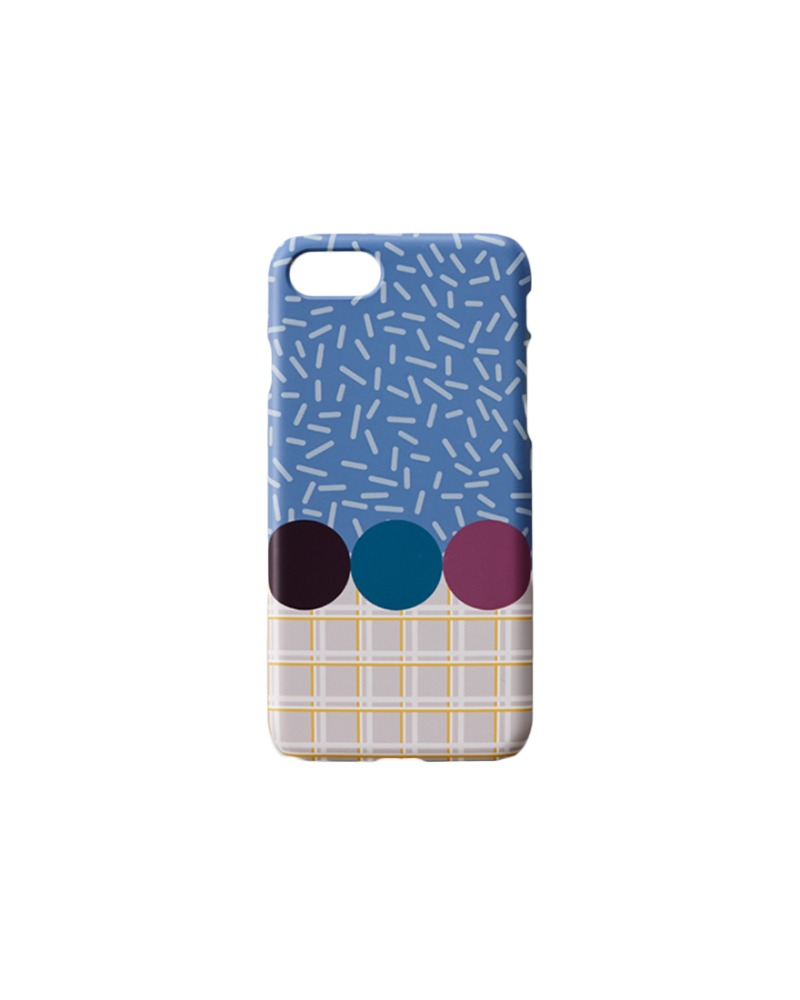 Blue Cheesecake case