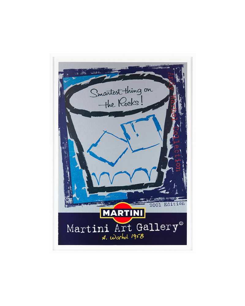 Martini art gallery, 2001