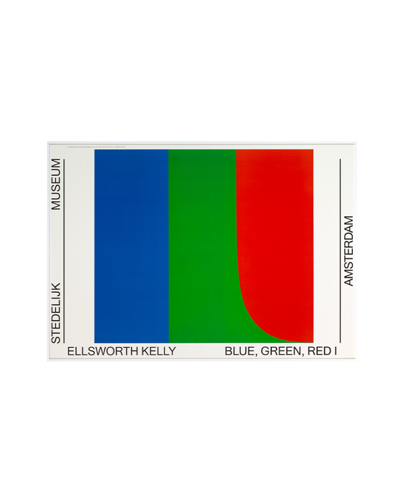 Blue, Green, Red I, 1964-65