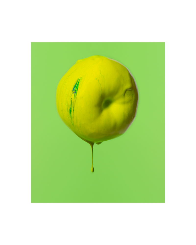 Meltdown- A Green Apple