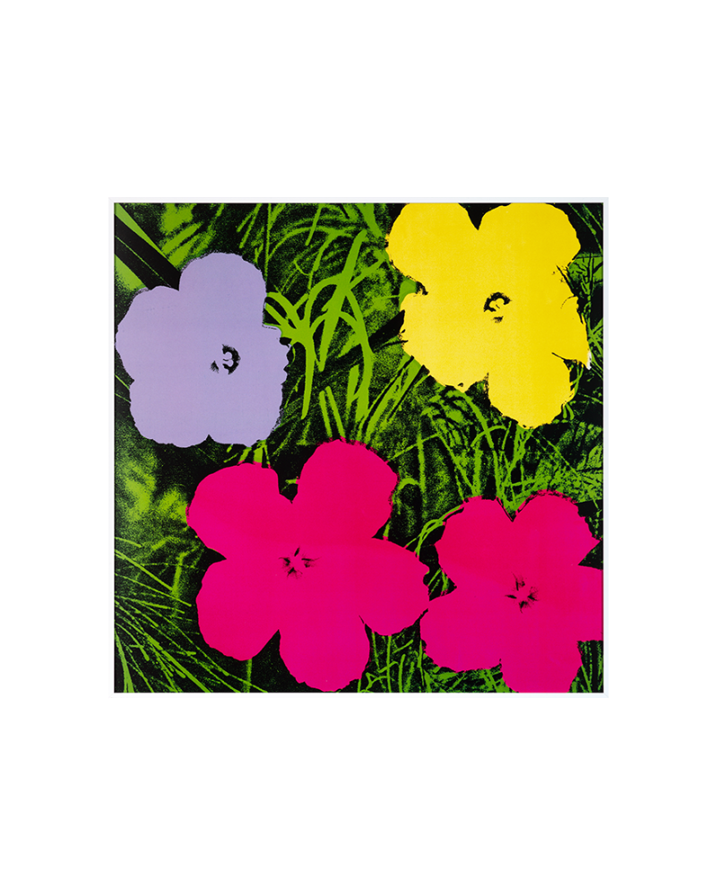 Flowers(purple), 1970