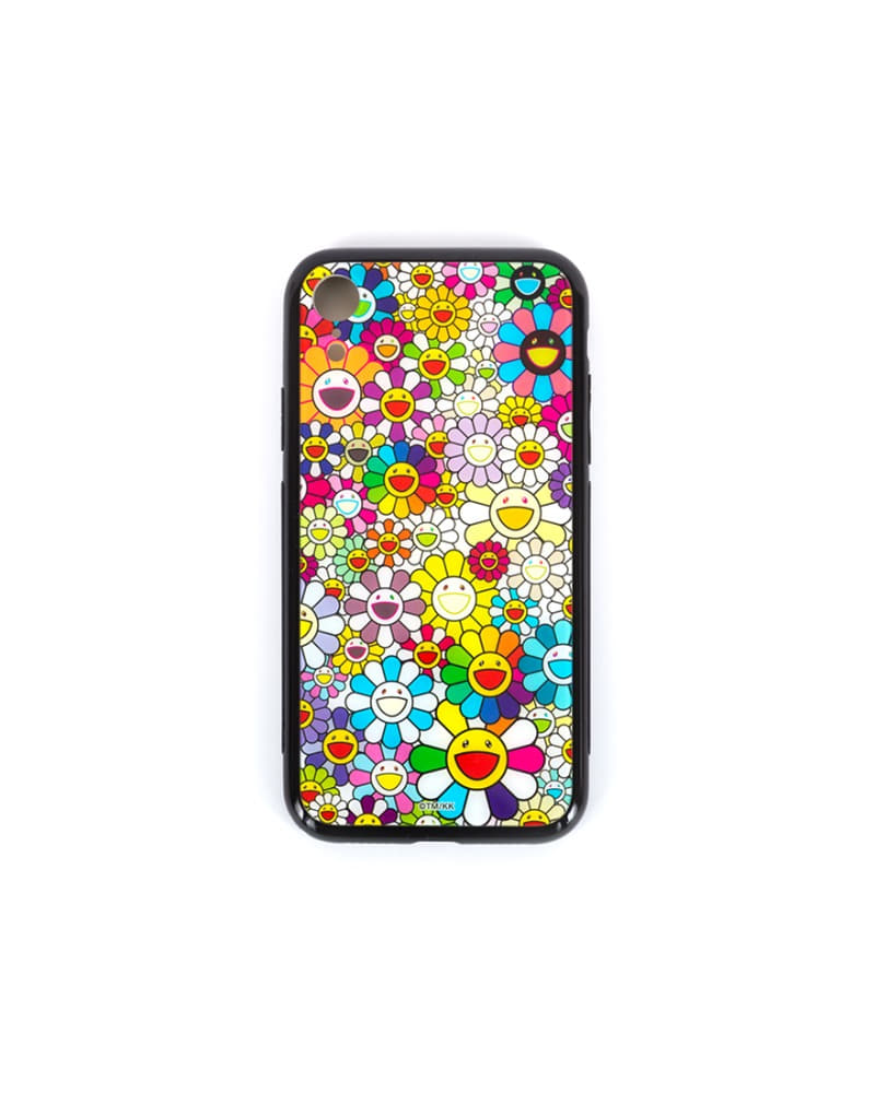 Flower hard case - Rainbow