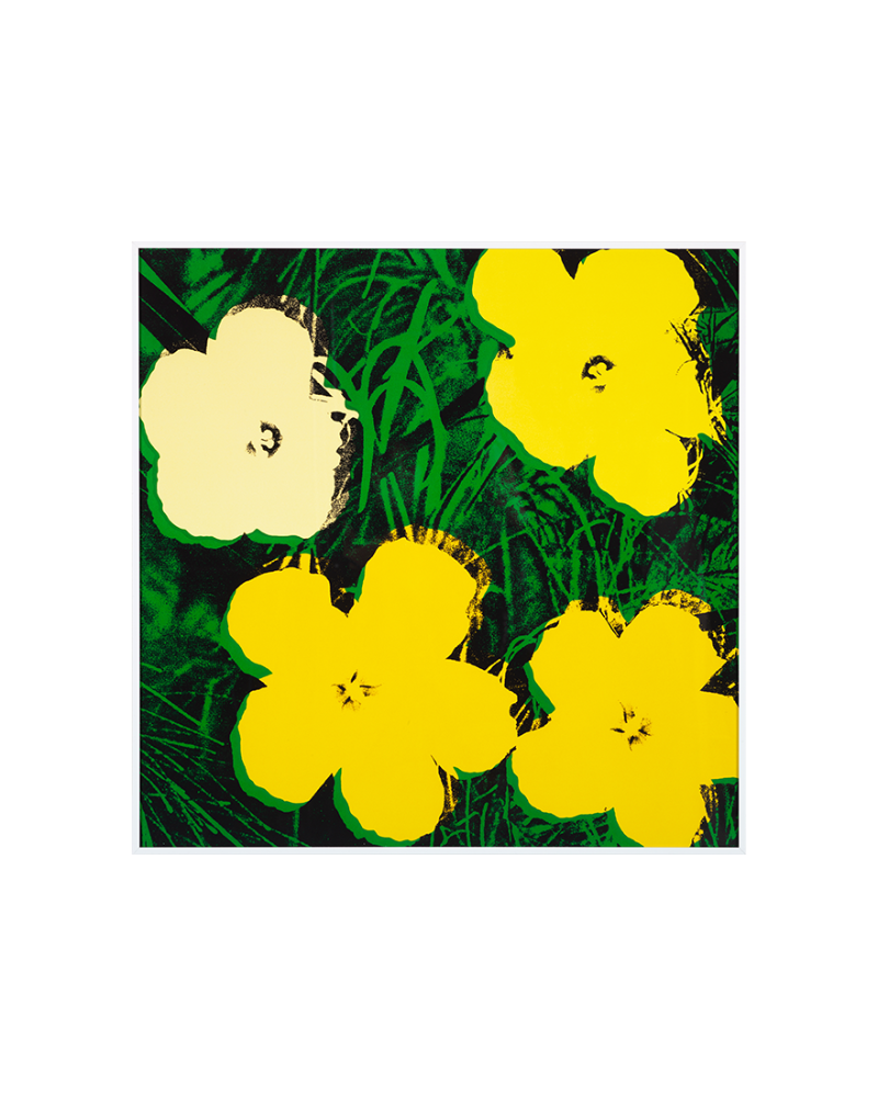 Flowers(yellow), 1970